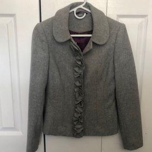 Wool Boden Pea Coat